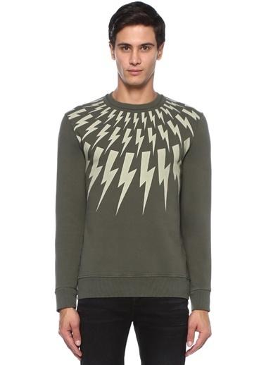 Neil Barrett Sweatshirt Haki